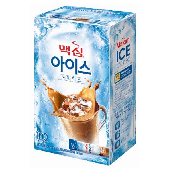 맥심 아이스 커피믹스(13g*100T/동서식품)