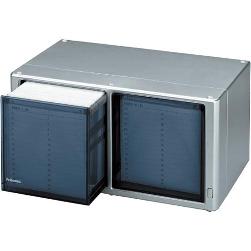 원터치CD/DVD박스(120매/90684/펠로우즈)