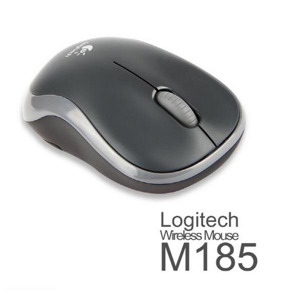 [218833]무선마우스(M185/그레이/Logitech)