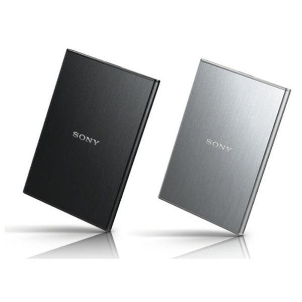 Sony슬림형외장하드(HD-SL1/B/1TB/USB3.0/2.5