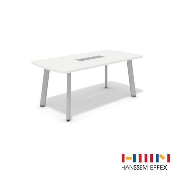 [950209]한샘 회의테이블(1800) 덕트형 TIR0218CS