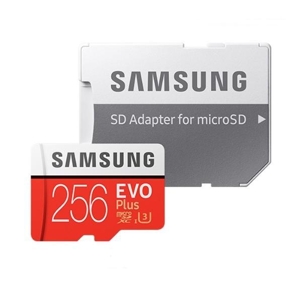 [276221]Micro SDHC카드 EVO PLUS(256GB/UHS-1Class10/삼성)