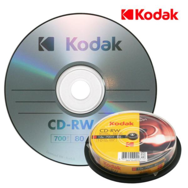 [W20581]CD-RW 10P(700MB/코닥)