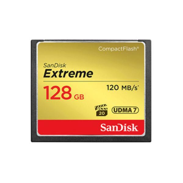 [W20815]CF카드(Extreme/128GB/SanDisk)