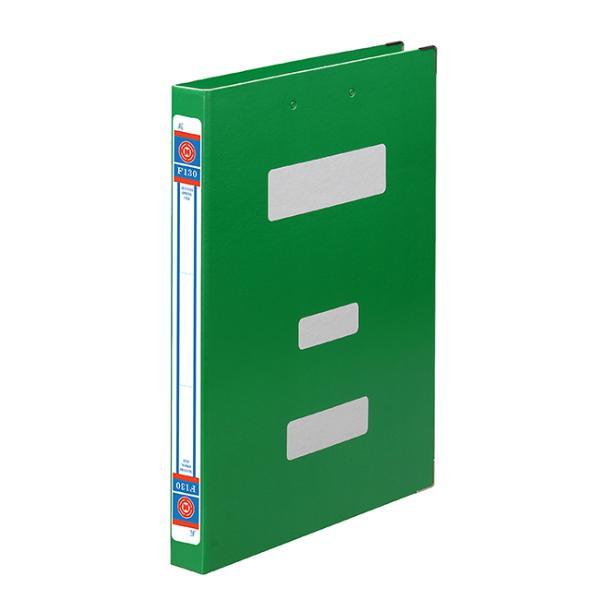 [400540]녹색스프링화일(A4/합지/F130/문화산업)