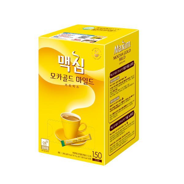 [813210]맥심 모카골드 커피믹스(12g*150T/동서식품)