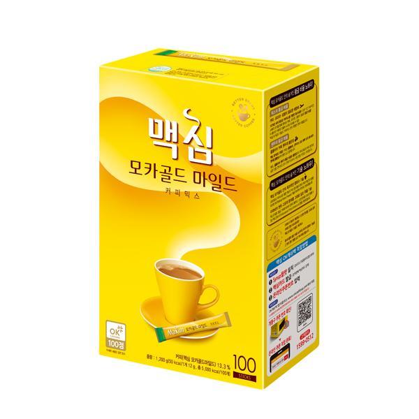 [812120]맥심 모카골드 커피믹스(12g*100T/동서식품)