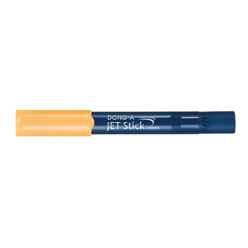 [502392]사무용 고체형광펜 제트스틱(주황/1자루/동아연필)