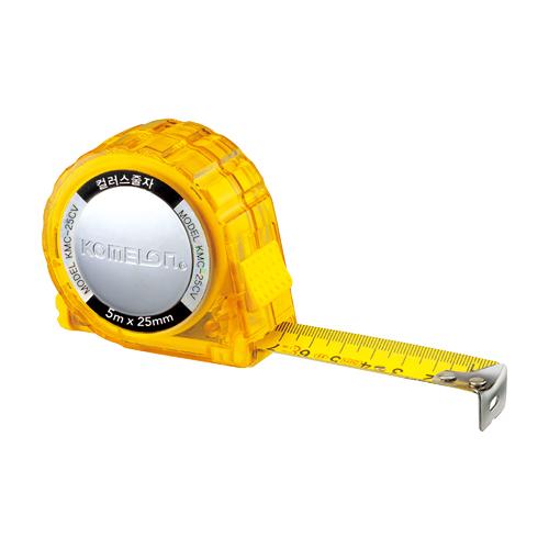 [807831]컬러스 줄자(5.5M*25mm/KMC-25CV/코메론)