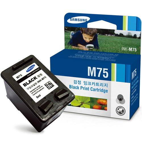 M-75(삼성/잉크/검정)