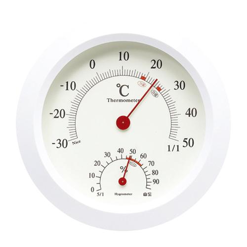 [808250]원형온습도계(NM-160)